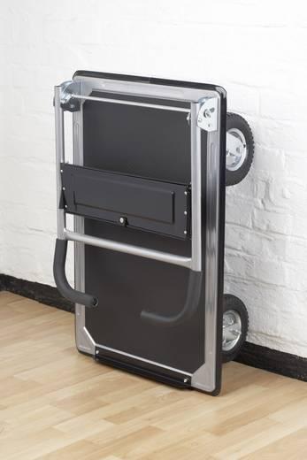 Plattformwagen klappbar, mit Ablagefach Stahl Traglast (max.): 300 kg Meister Werkzeuge 8985680 8985680