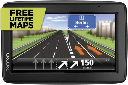 TomTom Start 25 M Central Europe Traffic Navi 12.7 cm 5 Zoll Zentraleuropa