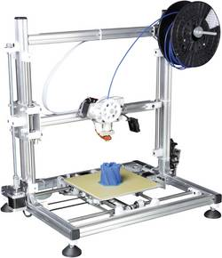 Stavebnice 3D tiskárny Velleman K8200 - Velleman K8200 3D - Velleman K8200 3D
