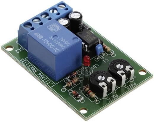 Intervall Timer Baustein Velleman VM136 12 V/DC 0.5 - 60 s