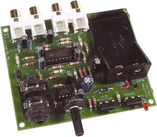 Karaoke Bausatz Velleman MK140 9 V/DC