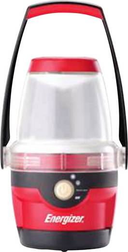 LED Camping-Laterne Energizer Camping light batteriebetrieben 437 g Rot 634495