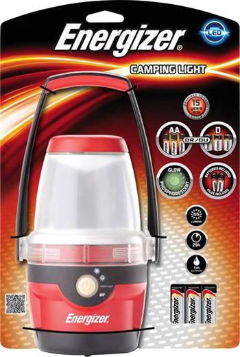 LED Camping-Laterne Energizer Camping light batteriebetrieben 437 g Rot 634495