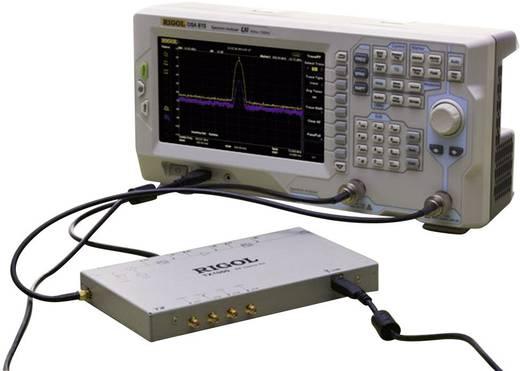 Rigol DSA815-TG Spektrum-Analysator mit Tracking-Generator, Analyzer-Frequenzbereich 9 kHz - 1,5 GHz, Bandbreiten (RBW) 100 Hz - 1 MHz