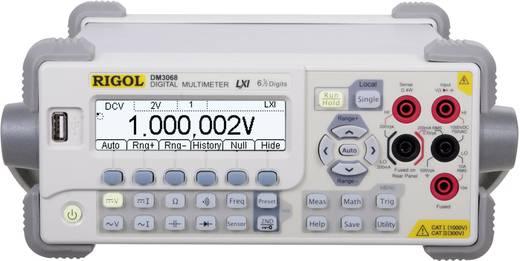 Tisch-Multimeter digital Rigol DM3068 Kalibriert nach: Werksstandard CAT II 300 V Anzeige (Counts): 2200000