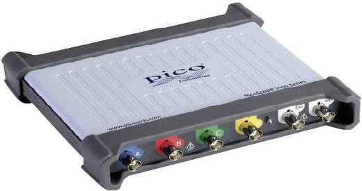 USB-Oszilloskop pico PP865 100 MHz 2-Kanal 500 MSa/s 32 Mpts 16 Bit Digital-Speicher (DSO), Funktionsgenerator, Spectru