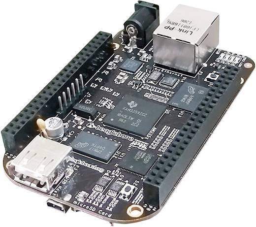 Entwicklungsboard Schwarz BeagleBone Black BB-BBLK-000 Rev C
