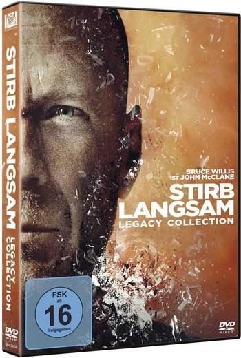 DVD Stirb Langsam 1-5 - Legacy Collection FSK: 16
