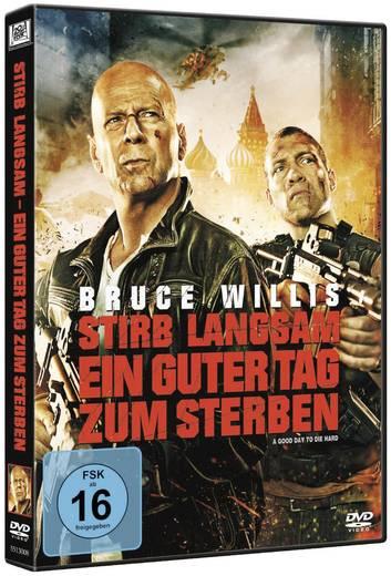 DVD Stirb Langsam - Ein guter Tag zum Sterben FSK: 16