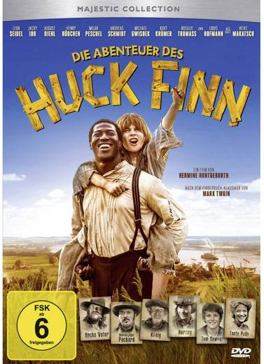 DVD Die Abenteuer des Huck Finn FSK: 6