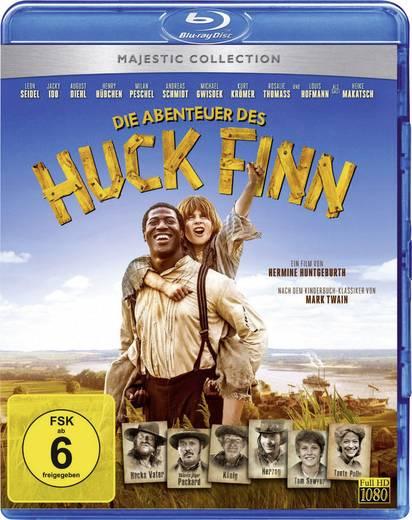 blu-ray Die Abenteuer des Huck Finn FSK: 6