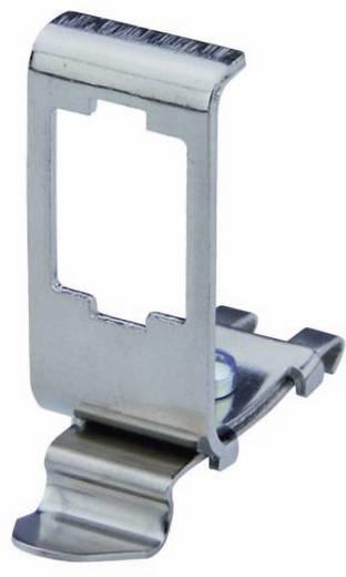 Hutschienenadapter Telegärtner H06000B0045 Metall