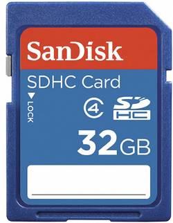 Paměťová karta SDHC Sandisk 32GB Class 2