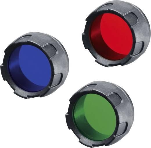 Farbfilter Rot, Blau, Grün Passend für (Details): Tactical XT und XT2 Walther 3.7037