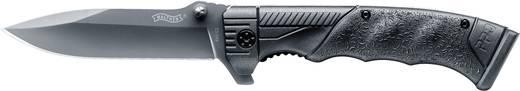 Outdoormesser mit Holster Walther PPQ Knife 5.0746 Schwarz