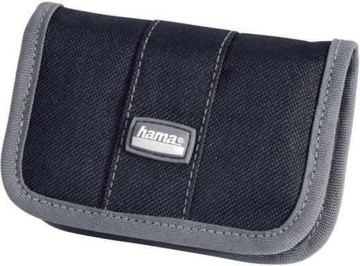 Speicherkarten-Tasche Hama 49916 SD-Karte, MemoryStick® PRO Duo-Karte, CF-Karte Schwarz-Grau