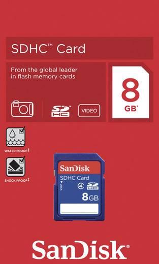 SanDisk® SDHC™ Karte 8GB Class 4