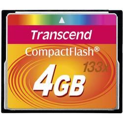 Paměťová karta CF Transcend Standard, 4GB, 133x