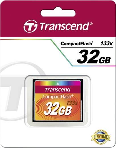 CF-Karte 32 GB Transcend Standard 133x