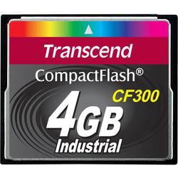 CF pamäťová karta, 4 GB, Transcend CF300 TS4GCF300