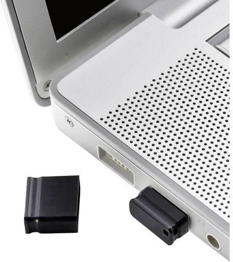 Intenso Micro Line USB-Stick 4 GB Schwarz 3500450 USB 2.0