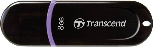 USB-Stick 8 GB Transcend JetFlash® 300 Lila TS8GJF300 USB 2.0