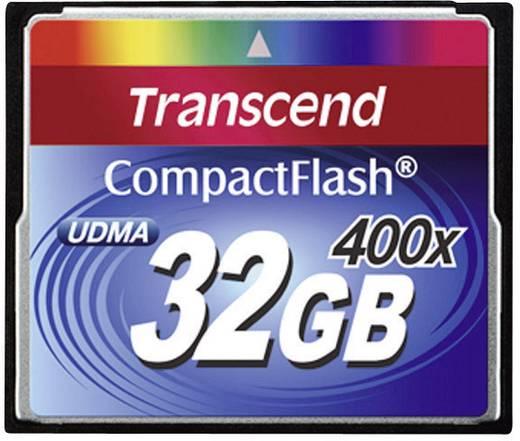 CF-Karte 32 GB Transcend Premium 400x