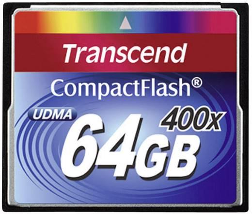 CF-Karte 64 GB Transcend Premium 400x