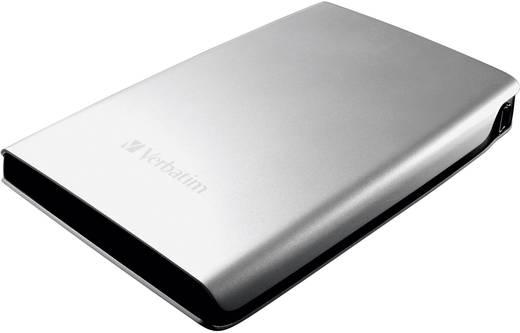 Externe Festplatte 6.35 cm (2.5 Zoll) 500 GB Verbatim Store 'n' Go Silber USB 3.0