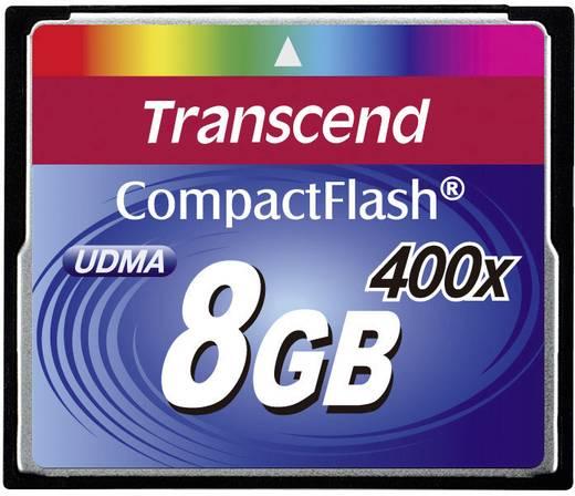 CF-Karte 8 GB Transcend Premium 400x