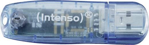 USB-Stick 4 GB Intenso Rainbow Line Blau 3502450 USB 2.0