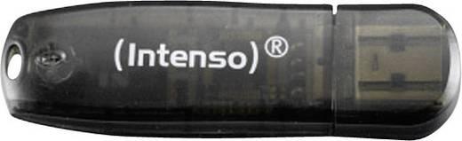 USB-Stick 16 GB Intenso Rainbow Line Schwarz 3502470 USB 2.0