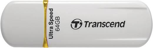USB-Stick 64 GB Transcend JetFlash® 620 Weiß TS64GJF620 USB 2.0