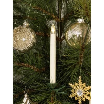 Konstsmide 1920-100 Funk-Weihnachtsbaum-Beleuchtung Innen batteriebetrieben 10 LED Warm-We Preisvergleich