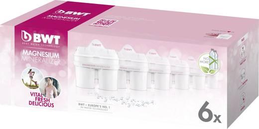 Filterkartusche BWT 6 longlife Mg2 814136 Weiß