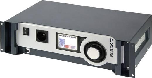 Block BRS 2200 Trenntrafo regelbar mit Touchscreen 2200 VA, 230 V/AC Labor-Regel-Trenntransformator