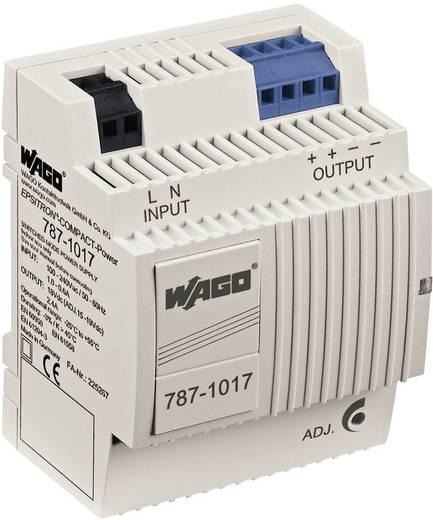 WAGO EPSITRON® COMPACT POWER 787-1017 Hutschienen-Netzteil (DIN-Rail) 18 V/DC 2.4 A 43.2 W 1 x