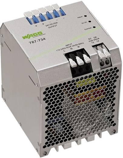Hutschienen-Netzteil (DIN-Rail) WAGO EPSITRON® ECO POWER 787-734 24 V/DC 20 A 480 W 1 x