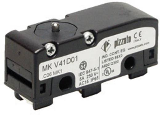 Mikroschalter 250 V/AC 6 A Pizzato Elettrica MKV12D01 IP65 tastend 10 St.