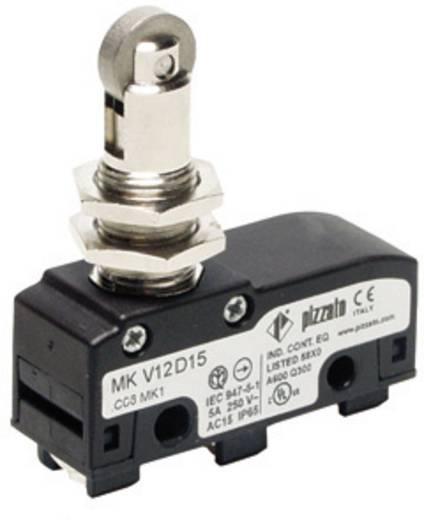 Mikroschalter 250 V/AC 6 A Pizzato Elettrica MKV12D15 IP65 tastend 10 St.