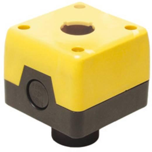 Leergehäuse 1 Einbaustelle (L x B x H) 72 x 72 x 56 mm Gelb, Schwarz Pizzato Elettrica VFKIT35 1 St.