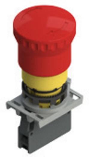 Not-Aus-Schalter 250 V/AC 6 A 1 Öffner Pizzato Elettrica E2AC-DXBC1006 IP67/IP69K 5 St.