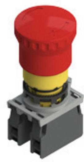 Pizzato Elettrica E2AC-DXBC1002 Not-Aus-Schalter 250 V/AC 6 A 2 Öffner IP67/IP69K 5 St.
