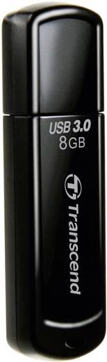 USB-Stick 8 GB Transcend JetFlash® 700 Schwarz TS8GJF700 USB 3.0