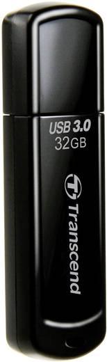 USB-Stick 32 GB Transcend JetFlash® 700 Schwarz TS32GJF700 USB 3.0