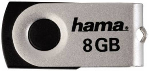 Hama Rotate USB-Stick 8 GB Schwarz 90891 USB 2.0