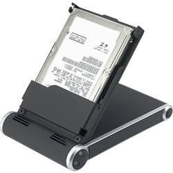 """Puzdro na pevný disk SATA 2.5 """" Renkforce RF-4842651, USB 3.0, čierna"""