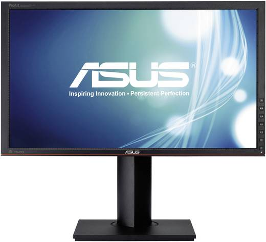 Asus PA238Q LED-Monitor 58.4 cm (23 Zoll) EEK B 1920 x 1080 Pixel Full HD 6 ms DisplayPort, DVI, HDMI™, USB, VGA TN LED