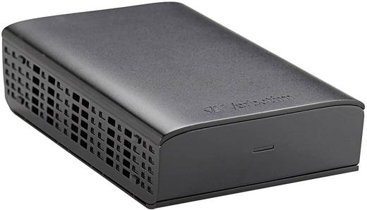 Externe Festplatte 8.9 cm (3.5 Zoll) 4 TB Verbatim Store 'n' Save SuperSpeed Schwarz USB 3.0