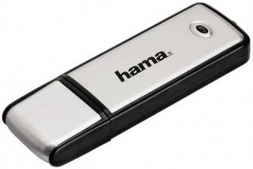 USB-Stick 16 GB Hama Fancy Silber 90894 USB 2.0